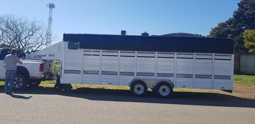 trailer tce12 patentable tecnar  p/12/14 freno  monturero
