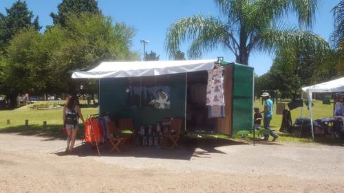 trailer tienda movil, food truck, oficina