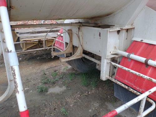 trailer tipo  carrocería tanque 3 ejes marca intercol  2012