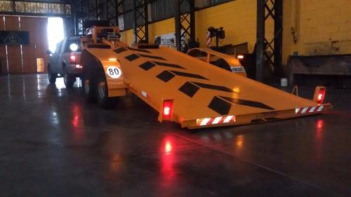 trailer tren de carga  3y5 t autos auxilio 12 cuotas