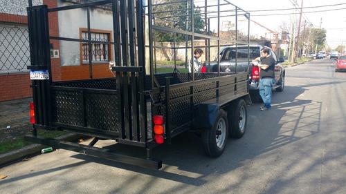 trailer upn hierro u