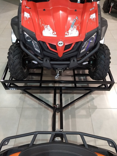 trailer  utv atv cfmoto np gamma can am polaris yamaha