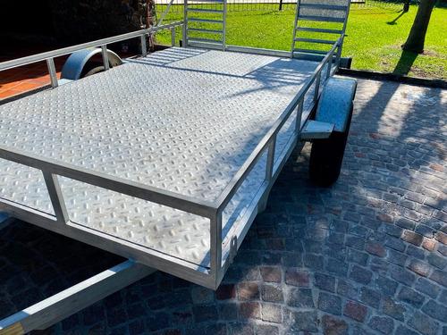 trailer utv mactrail solo 2000 km