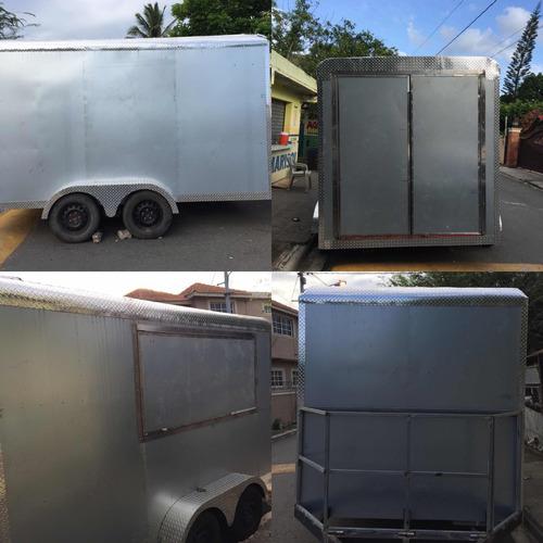 trailer y cocinas industriales