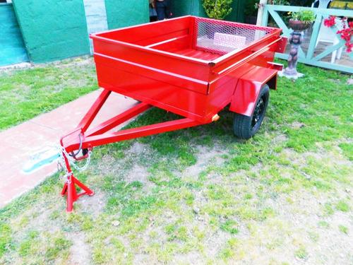 trailers autos 0k nuevo trailer rojo fiat chevrolet gol
