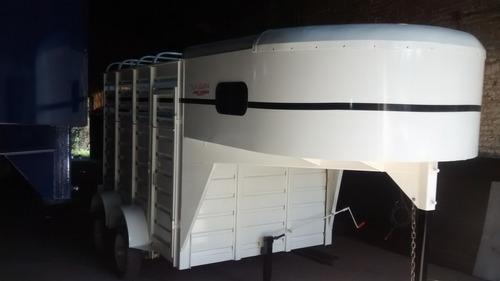 trailers batan tipo americano la guapa