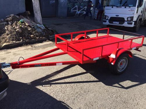 trailers batanes 750kg 1,26 mts x 2,00mts