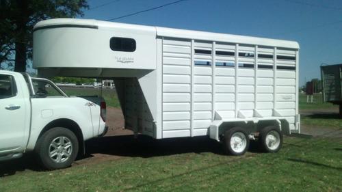 trailers batanes carro  la guapa  para caballos mejor diseño