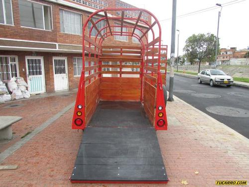 trailers caballos