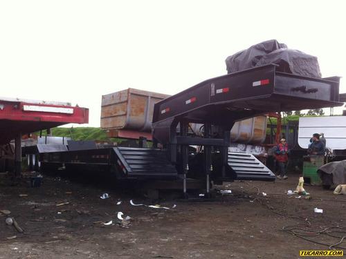 trailers cama baja