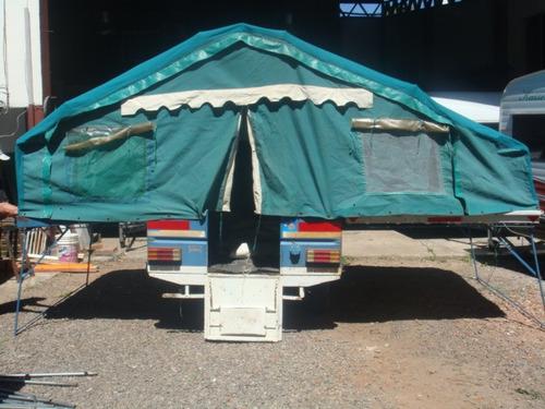 trailers carpa ridao, para 4 personas!