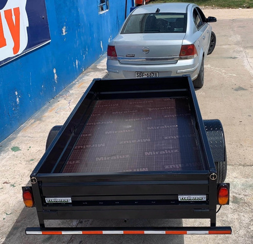 trailers carro auto camioneta trabajo turismo camping