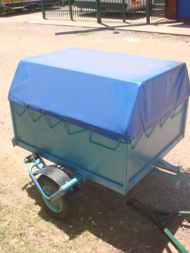 trailers casero de carga muy buen estado!!