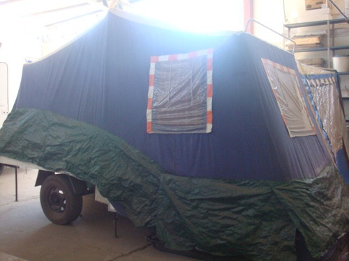 trailers casero usado!! similar supercamping!!