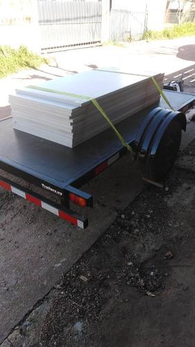trailers chata auto camioneta nuevo 0km yeso fenolico obra