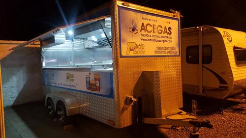 trailers comidas rapidas