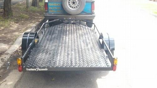 trailers cuatri de excelente stock permanente