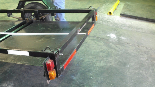 trailers cuatriciclos excelente construccion casi sin uso