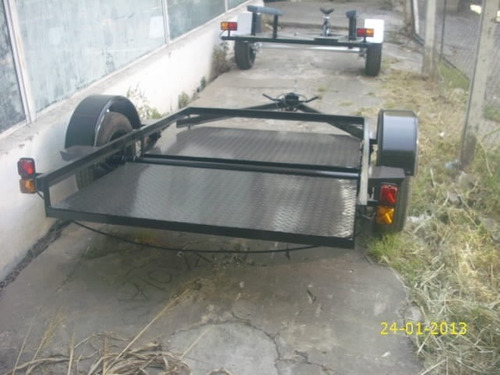 trailers de cuatri piso bajo