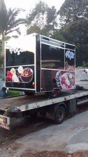 trailers de lanches sob encomenda!!