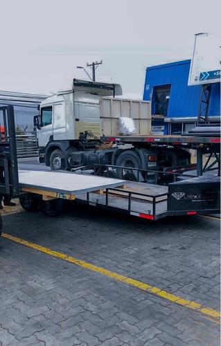 trailers, fabrica carros de arrastre profesionales lara&go
