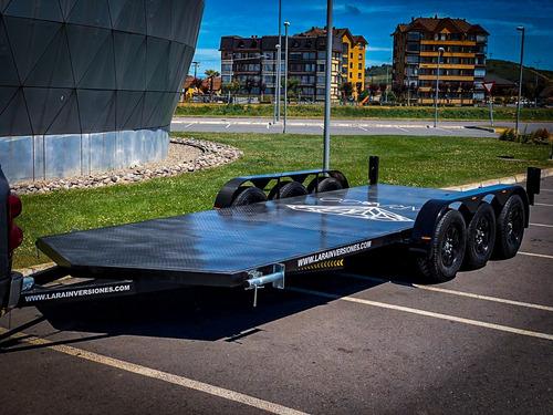 trailers, fabrica de carros de arrastre profesionales.