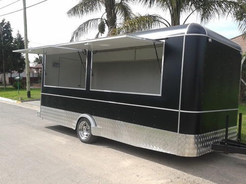 trailers gastronomico food trailer modelo nuevo