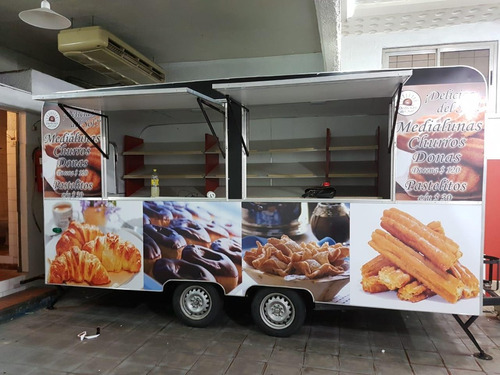 trailers gastronomico foodtruck