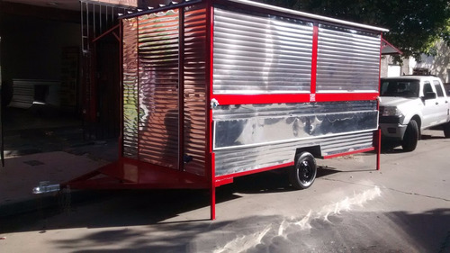 trailers gastronomicos 6mts