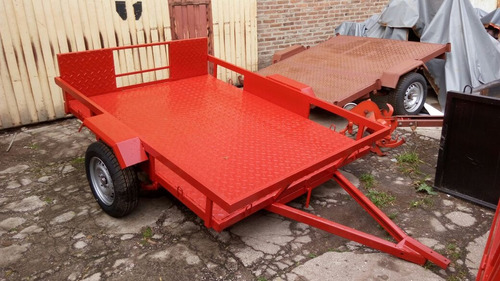 trailers ideal para  cuatriciclos mini tractores cargas gene