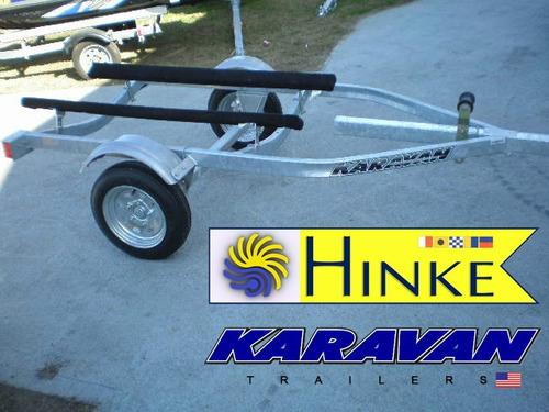 trailers karavan galvanizados  0 km origen eeuu- hinke-