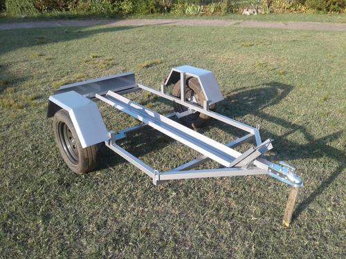 trailers m-100, para 1 moto 200 kg