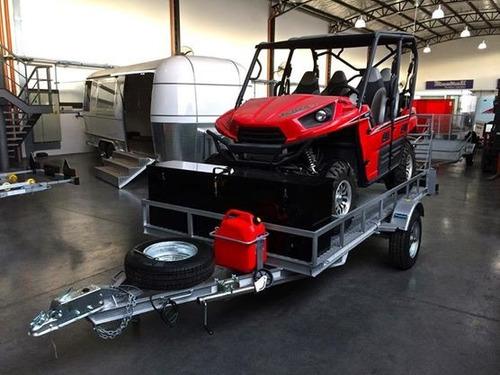 trailers mactrail clase o2 circule legalmente ley 24.449