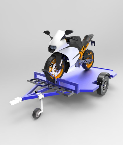trailers motos