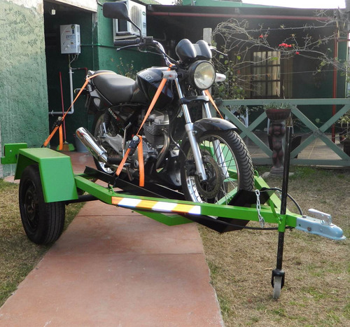 trailers motos trailer