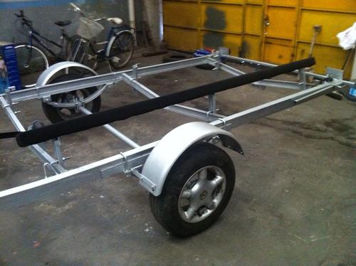 trailers nuevo para embarcacion de hasta 5.60 mts, permuto