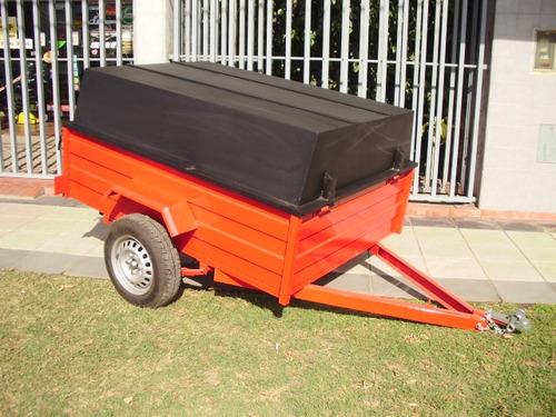 trailers para 600kg