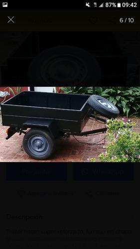 trailers para autos