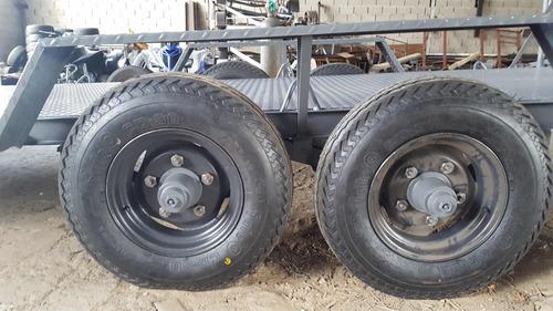 trailers para bobcat - utv - pesados de todo tipo