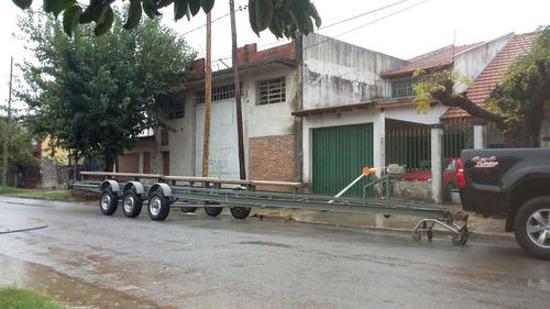 trailers para cruceros directo de fabrica calidad real