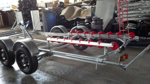 trailers para moto de agua y cuatriciclo galvanizado