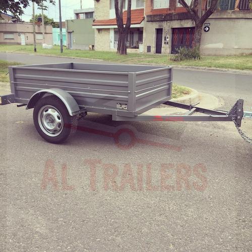 trailers para todo tipo de necesidad de remolque.
