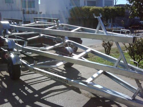 trailers pro-diseños galvanizados