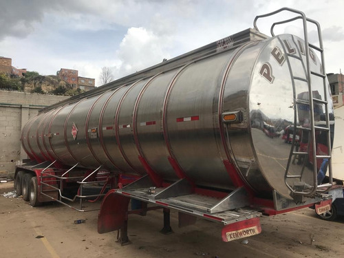 trailers tanque inoxidable