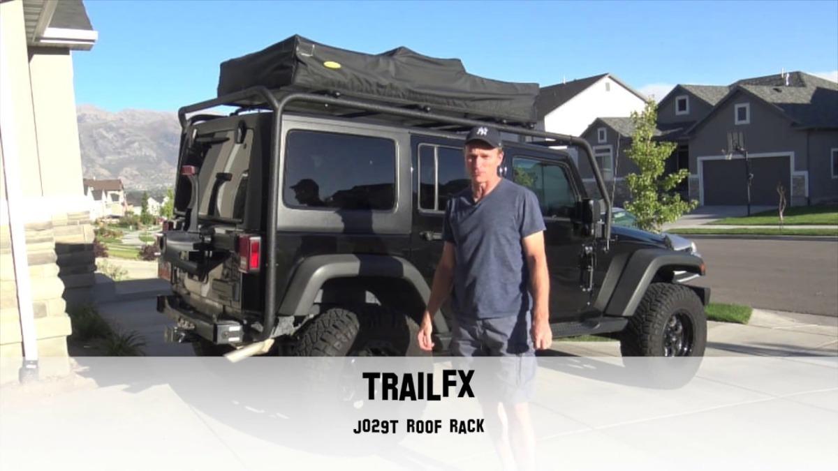 Trail FX J029T Roof Rack
