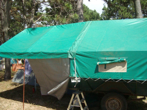 traillers para camping