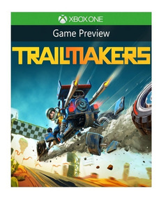 Trailmakers (game Preview) - Licença Off - Xbox One