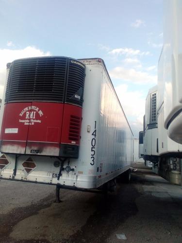 trailmobile 2000 de 53x102 con sus de aire y motor carrier