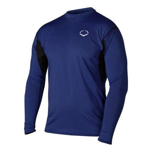 training long sleeve shirts talla l azul navy eriouoret