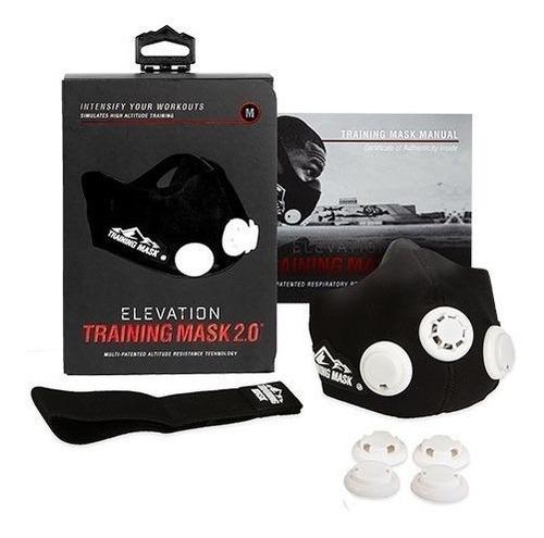 training mask 2 - máscara entrenamiento resistencia original